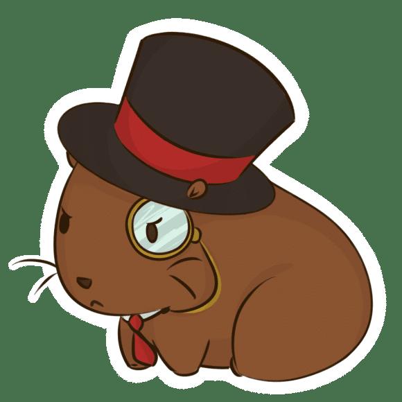 misterhamster mascota